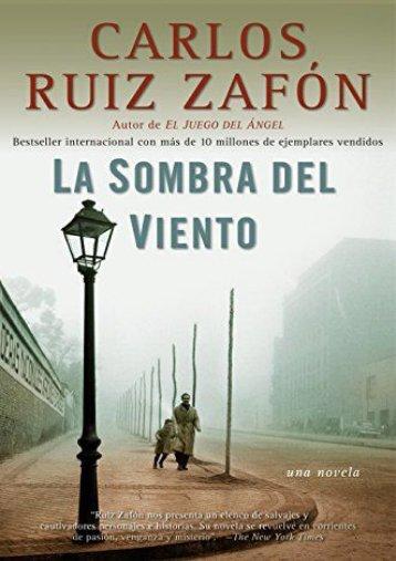[PDF] Download La Sombra del Viento (Cementerio de los Libros Olvidados) Full