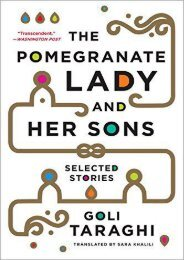Download PDF The Pomegranate Lady and Her Sons - Selected Stories Online