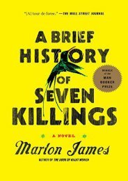 [PDF] Download A Brief History of Seven Killings Online