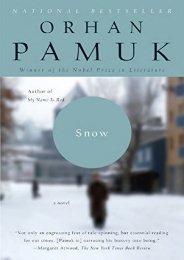 Download PDF Snow (Vintage International) Full