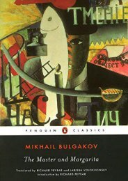 Download PDF The Master and Margarita (Penguin Classics) Full