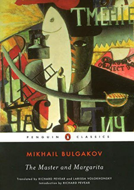 Download PDF The Master and Margarita (Penguin Classics) Full