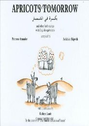 [PDF] Download Apricots Tomorrow and other Arabic sayings with English equivalents Online