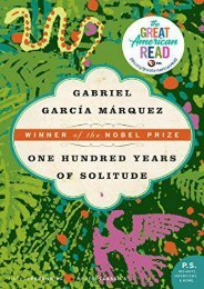 [PDF] Download One Hundred Years of Solitude (Modern Classics) Online
