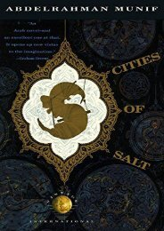 [PDF] Download Cities of Salt: A Novel (Vintage International) Full