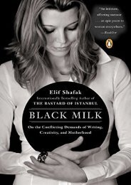 Download PDF Black Milk: On the Conflicting Demands of Writing, Creativity, and Motherhood Full
