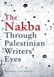 Download PDF The Nakba: Through Palestinian Writers  Eyes Full