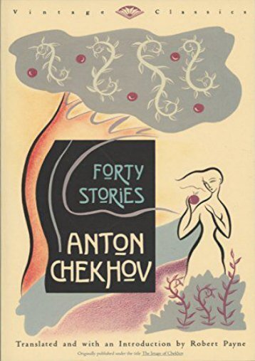 [PDF] Download Forty Stories (Vintage Classics) Online