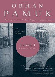 [PDF] Download Istanbul: Memories and the City (Vintage International) Full