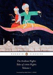 Download PDF The Arabian Nights: Tales of 1,001 Nights: Volume 1 Full