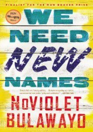 [PDF] Download We Need New Names Online