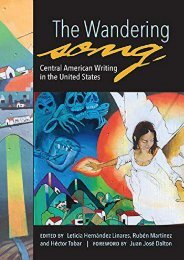 [PDF] Download The Wandering Song: Central American Writing in the United States Online