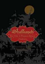 Download PDF Shahnameh: The Epic of the Persian Kings Online