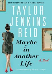 [PDF] Download Maybe in Another Life: A Novel Online