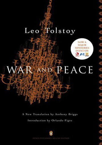 Download PDF War and Peace: (penguin Classics Deluxe Edition) (Penguin Classics Deluxe Editions) Online
