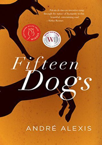 Download PDF Fifteen Dogs Full