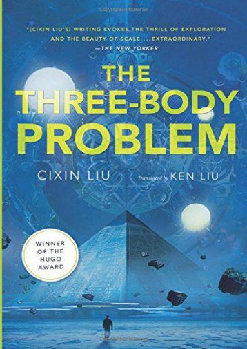 Download PDF The Three-Body Problem (Remembrance of Earth s Past) Online
