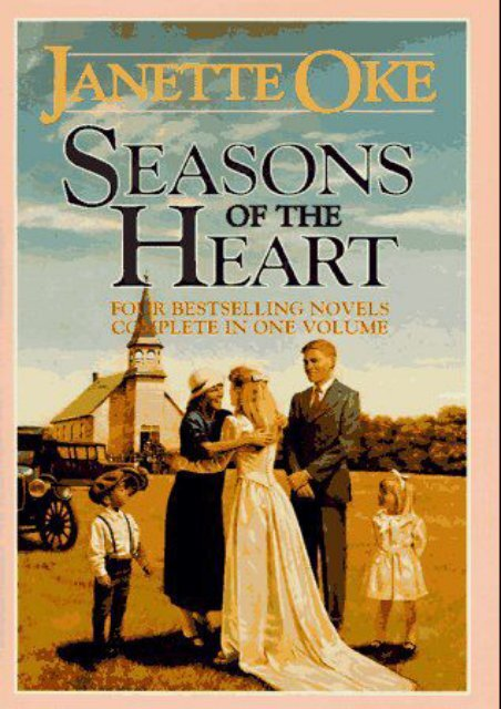 PDF] Download Seasons of the Heart/Four Complete Novels in