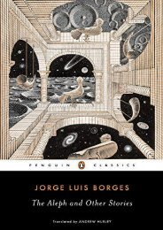 Download PDF The Aleph and Other Stories (Penguin Classics) Online