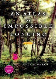 Download PDF An Atlas of Impossible Longing Online