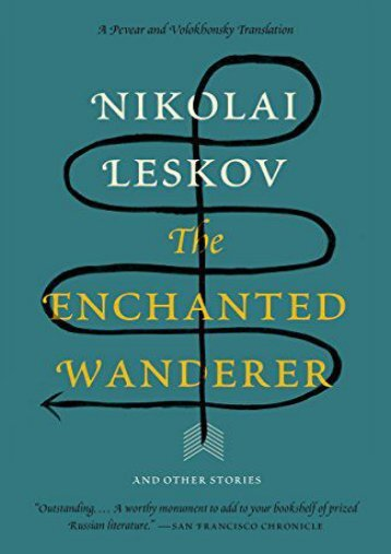 Download PDF The Enchanted Wanderer: And Other Stories (Vintage Classics) Full