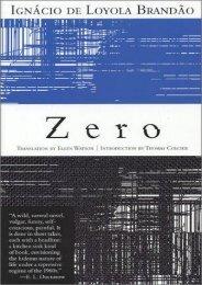 [PDF] Download Zero (Latin American Literature Series) (Brazilian Literature Series) Online