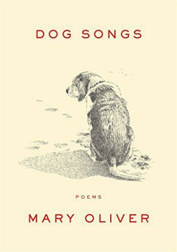 [PDF] Download Dog Songs: Poems Online