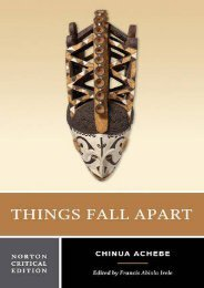 [PDF] Download Things Fall Apart (Norton Critical Editions) Full