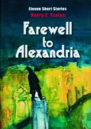 Download PDF Farewell To Alexandria: Eleven Short Stories Online