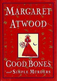 Download PDF Good Bones and Simple Murders Online