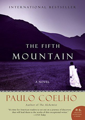 Download PDF The Fifth Mountain (P.S.) Full