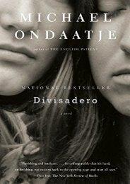 Download PDF Divisadero (Vintage International) Online