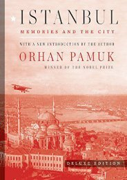 Download PDF Istanbul (Deluxe Edition): Memories and the City Online