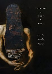[PDF] Download Calling a Wolf a Wolf Full