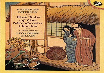[+][PDF] TOP TREND The Tale of the Mandarin Ducks (Picture Puffin Books)  [READ]