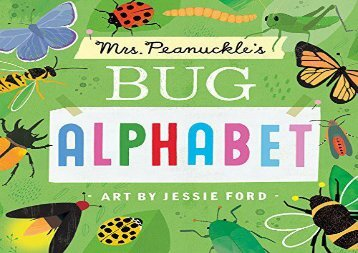 [+]The best book of the month Mrs. Peanuckle s Bug Alphabet (Mrs. Peanuckle s Alphabet Library)  [FULL]