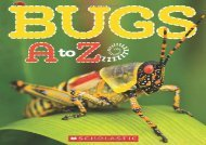 [+]The best book of the month Bugs A to Z  [NEWS]