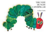 [+][PDF] TOP TREND Very Hungry Caterpillar, the  [NEWS]