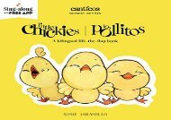 [+]The best book of the month Little Chickies / Los Pollitos (Canticos)  [FREE]