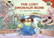 [+][PDF] TOP TREND Little Critter: The Lost Dinosaur Bone  [NEWS]