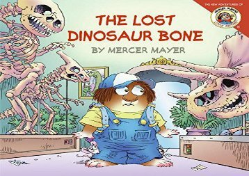 [+][PDF] TOP TREND Little Critter: The Lost Dinosaur Bone  [NEWS]