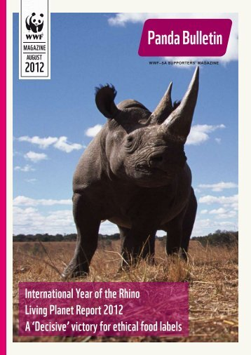 Living Planet Report - WWF South Africa