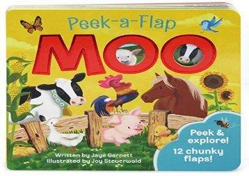 [+][PDF] TOP TREND Moo: Chunky Peek a Flap Board Book [PDF]