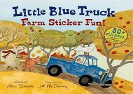 [+]The best book of the month Little Blue Truck Farm Sticker Fun!  [FREE]