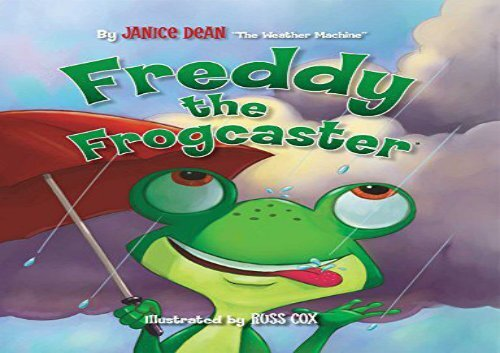 [+]The best book of the month Freddy the Frogcaster  [NEWS]