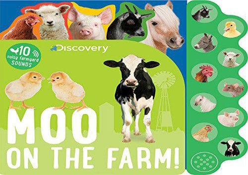 [+][PDF] TOP TREND Discovery Moo on the Farm!: 10 Noisy Farmyard Sounds (Discovery 10 Button) [PDF]