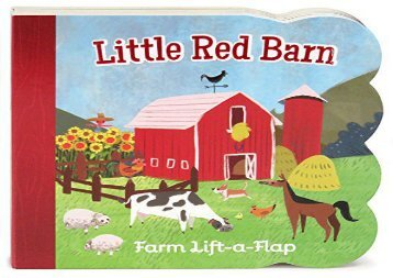 [+][PDF] TOP TREND Little Red Barn: Chunky Lift a Flap Board Book (Babies Love)  [DOWNLOAD]