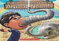 [+]The best book of the month What If You Had an Animal Nose!?  [DOWNLOAD]