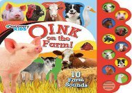 [+]The best book of the month Discovery Oink on the Farm!: 10 Noisy Farm Sounds (Discovery Kids 10 Button) [PDF]