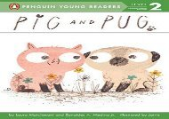 [+]The best book of the month Pig and Pug (Penguin Young Readers: Level 2)  [READ]